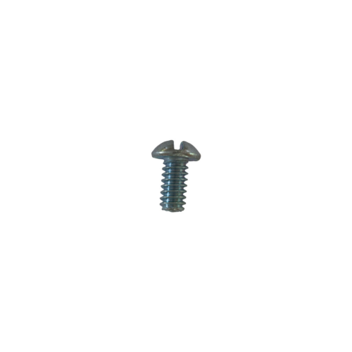 Retaining bayonet clamp screw