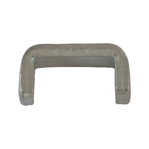 Retaining bayonet clamp