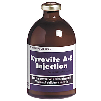 Kyrovite A-E injection