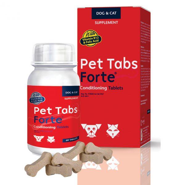 Pet Tabs Forte