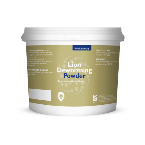 Kyron Labs Lion Deworming