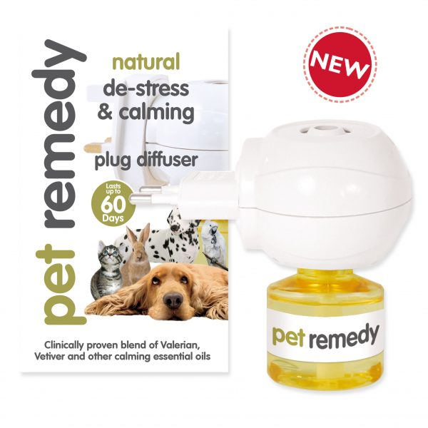 Pet Remedy Bandana Calming diffuser