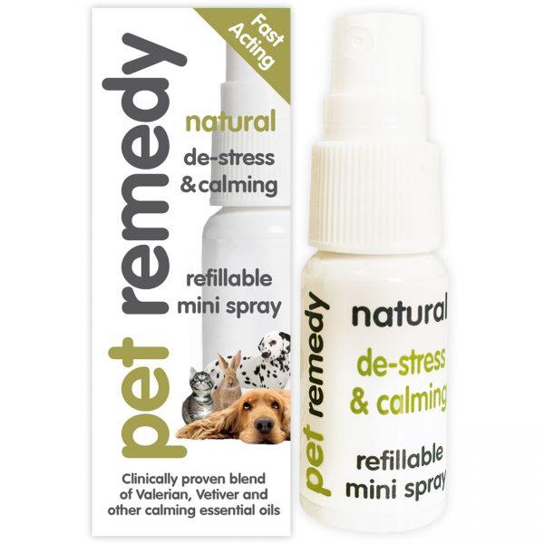 Pet Remedy Bandana Calming mini spray