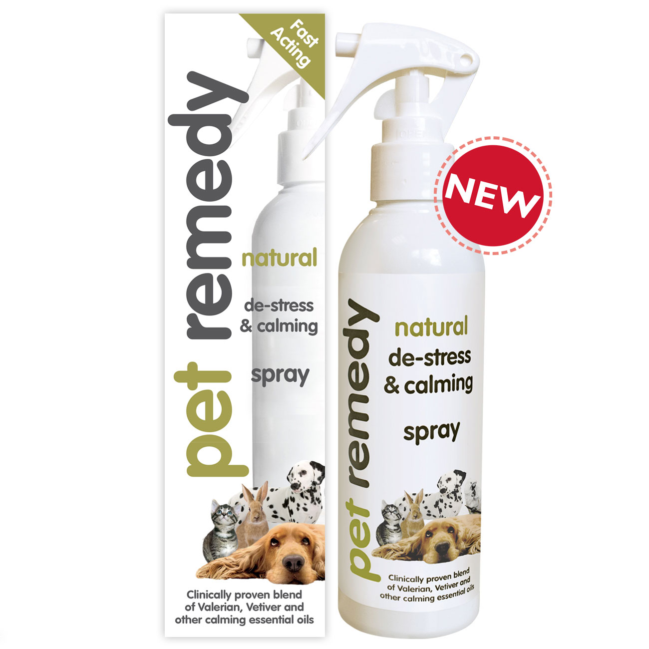 Pet Remedy® Calming Spray