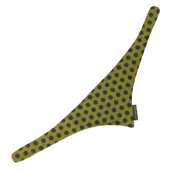 Pet Remedy Bandana light green
