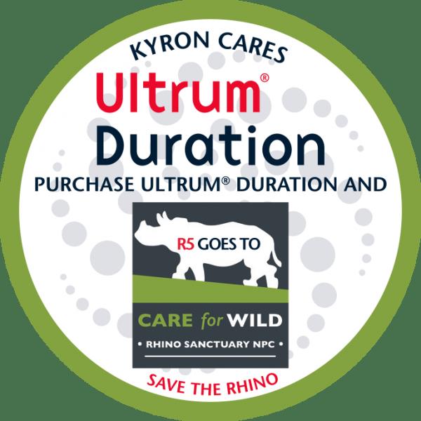 Ultrum Duration Sticker