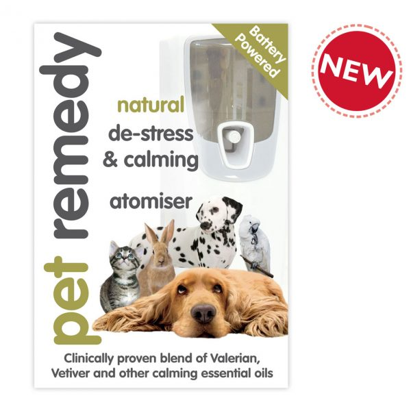 NEW pet remedy atomiser
