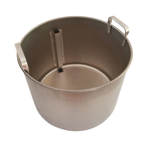 Aluminium Container For Electric steriliser 39L (75X)