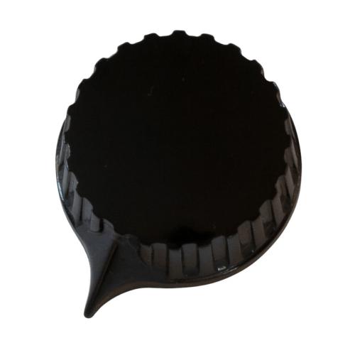 Bakelite heat control knob for thermostat