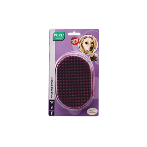 Purl® Massage Brush (Purple)