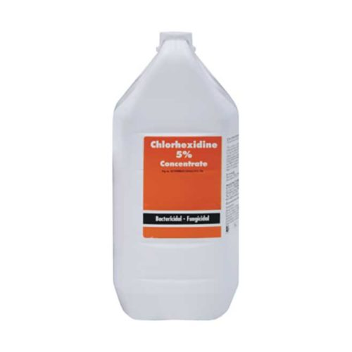 Chlorhexidine 5% Concentrate