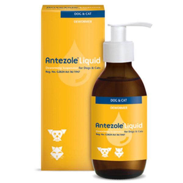 Antezole Liquid