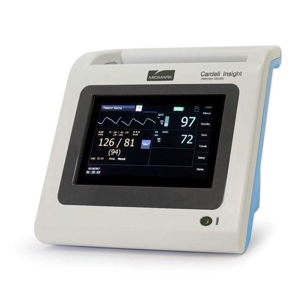 cardell insight vetinary monitor