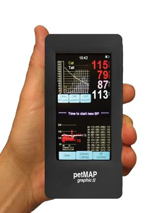 petMap graphic II handheld