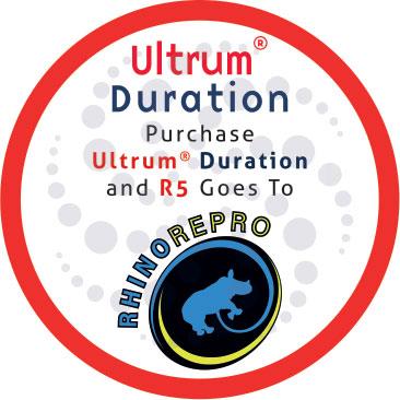 Ultrum Duration Promo Sticker